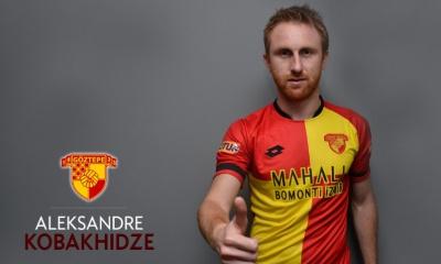 Кобахідзе перейшов у клуб із першої ліги Туреччини