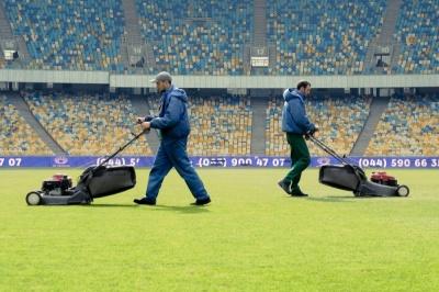 Головний агроном НСК «Олімпійський» розповів про готовність поля до навантажень у новому сезоні