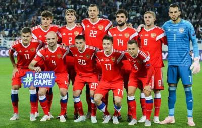 В России уже придумывают название для своей «сборной» на ЧМ-2022