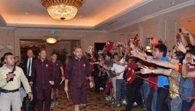 Кільком зіркам «Роми» заборонили в'їзд в Індонезію
