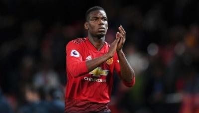 Adidas закликає «Манчестер Юнайтед» залишити Погба
