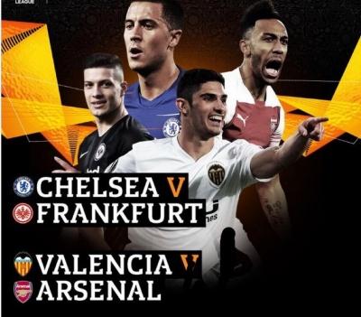 Шансы команд в Лиге Европы: последний шаг к английскому финалу