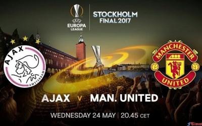 Фінал Ліги Європи. «Аякс» - «Манчестер Юнайтед»: прогноз Parimatch