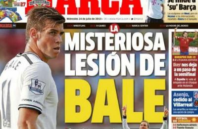 Вокруг перехода Бэйла в Реал назревает серьезный скандал