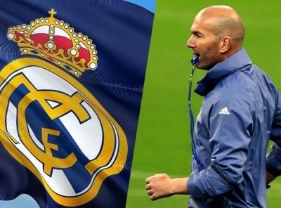 Букмекери відкрили ставки на успіхи «Реала» з Зіданом