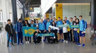 «Астана» вилетіла до Києва: список гравців