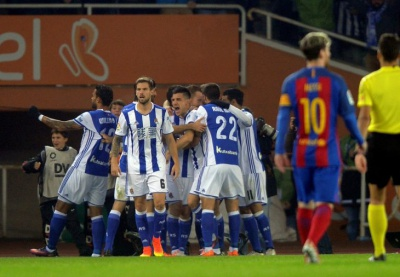 «Реал Сосьєдад» – «Барселона». Прогноз Вадима Скічка