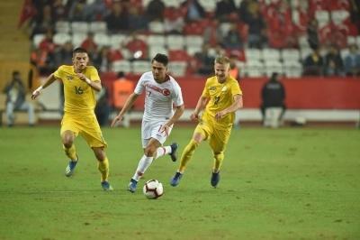 Статистика — в нашу пользу. Полный расклад по игре Турция — Украина