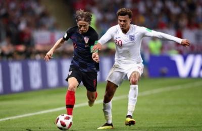 Хорватія - Англія: команди довели поєдинок до овертаймів