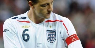 Найгірші капітани в історії збірної Англії