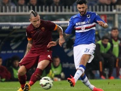 «Рома» розгромила «Сампдорію» в Кубку Італії — 4:0