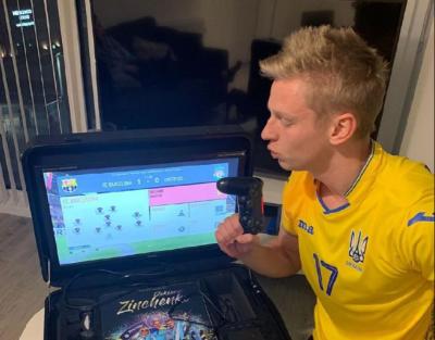 Україна не вийшла у фінал альтернативного Євро-2020 - Зінченко програв гравцю збірної Португалії