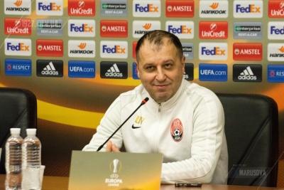 Юрій Вернидуб: «Шевченкові потрібно дати можливість ще попрацювати»