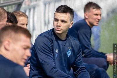 Шапаренко отримав ушкодження в матчі за молодіжну збірну