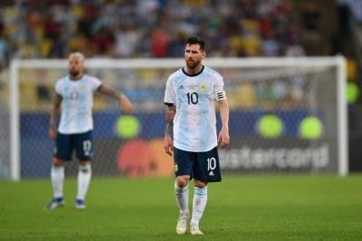 Мессі: «У матчі Бразилія — Аргентина складно назвати фаворита»