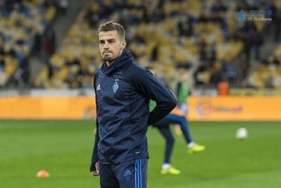 «Легія» націлилася на захисника «Динамо»