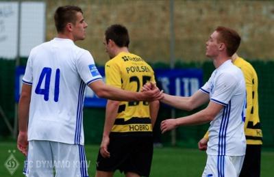 «Динамо» завершило підготовку до другої частини сезону