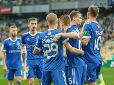 Символічна збірна тижня українських футболістів