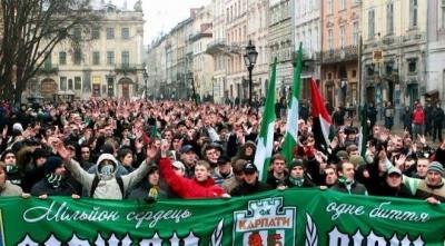 Фанати «Карпат» звернулись до Козловського по допомогу