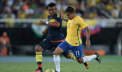 Екс-динамівець приносить перемогу збірній Бразилії