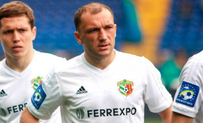 Сергій Сімінін поки не підписав контракт з «Олександрією»