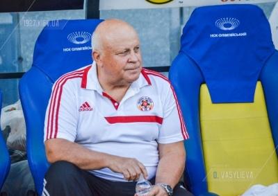 Кварцяний пішов із посади головного тренера «Волині»
