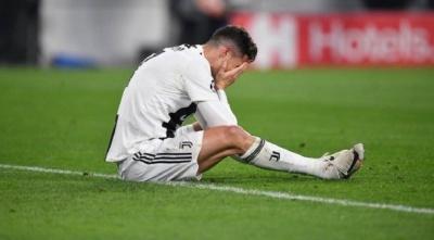 Роналду розчарований вильотом «Ювентуса» з ЛЧ і планує змінити клуб після наступного сезону
