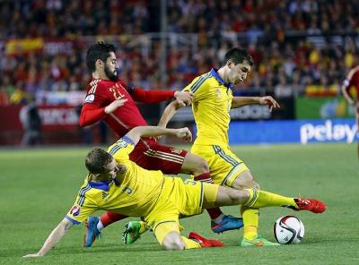 4 сценарії виходу збірної України на Євро-2016