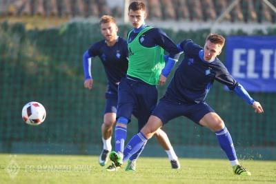 Шепелєв та Пантич дебютували за «Динамо» в матчі проти «Зорі»
