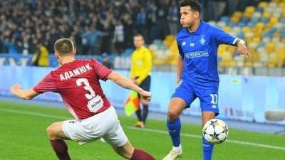 СМИ: «Коринтианс» вступил в переговоры с «Динамо» о возвращении Сидклея