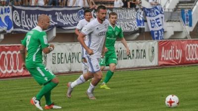 Як команда Мілевського забивала неймовірний гол низом з кутового у Кубку Білорусі