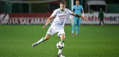 Захисник «Карпат»: «У грі з «Динамо» потрібно показати характер»