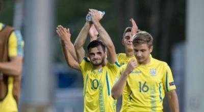 Украина U-19 разгромила Словакию и завоевала путевку в элит-раунд Евро-2019