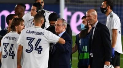 Перес шокировал своим фаворитом на «Золотой мяч»