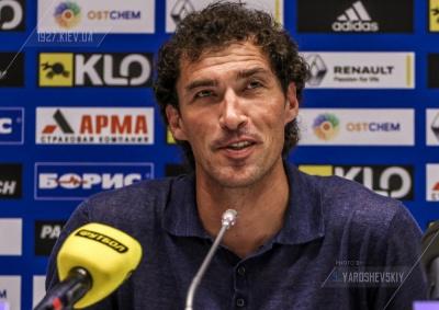 Дмитро Михайленко: «Клуб не кидають напризволяще, у нас хороші умови для тренувань»