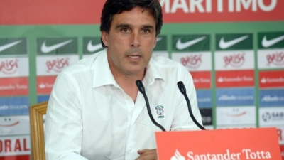 Передматчева прес-конференція тренера «Марітіму»