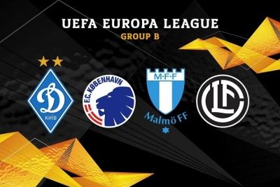 Що відомо про суперників «Динамо» в Лізі Європи