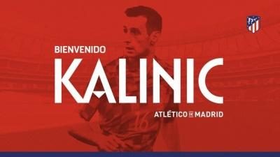 «Атлетіко» оголосив про підписання Ніколи Калінича