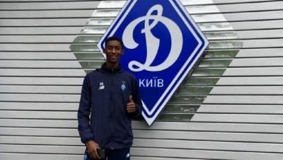«О парне, которого привел Селюк». Про игру нигерийского легионера за «Динамо» U-19