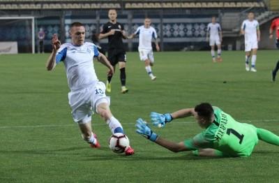 Виктор Цыганков забил за «Динамо» со штрафного третий гол в карьере