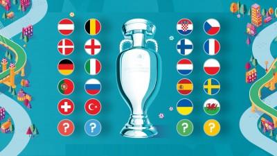 Евро-2020: тренировочные базы всех участников турнира