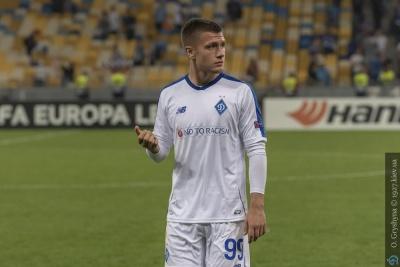 «Динамо» втратило Дуелунда через рецидив травми