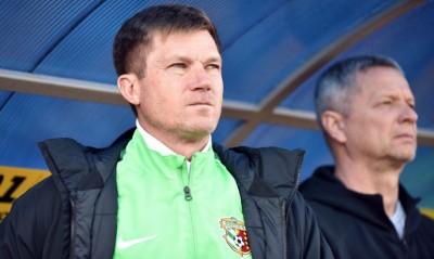 Юрий Максимов: «Хотели выпустить Исенко, но Степанюк получил травму, а Ризнык хорошо играл»