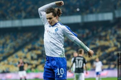 Джерело: Шапаренко готовий перейти в «Зорю» – «Динамо» ще не визначилось з майбутнім півзахисника