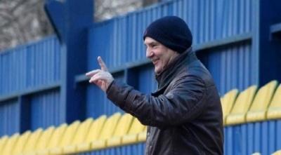 На матчі «Динамо» – «Маріуполь» був присутній екс-тренер киян Ріанчо
