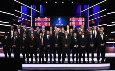 Офіційна позиція ПАТ «НСТУ» щодо трансляції жеребкування Чемпіонату світу з футболу-2018