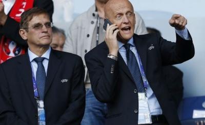 «Ювентус» почав роботу над відставкою глави суддівського комітету УЄФА