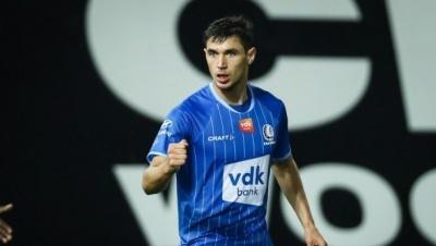 Яремчук забив 10-й гол у сезоні за «Гент»