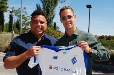 Фран Соль: «Роналдо сказав, що звісно знає про київське «Динамо»