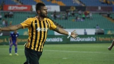 Экс-динамовец за 21 минуту на поле забил, ассистировал и заработал пенальти, чем помог «Кайрату» обыграть лидера чемпионата